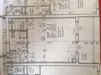 Wohnfläche Wörthersee möblierten - Schöne 40m² Garconniere in UNI und Seenähe