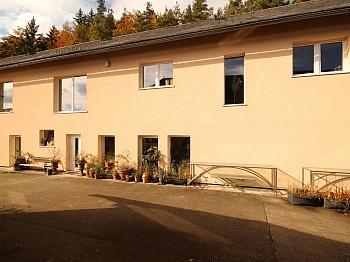 Flächenkollektoren Mehrfamilienhaus Fußbodenheizung - 460m² Mehrfamilienhaus in Keutschach-Pertitschach