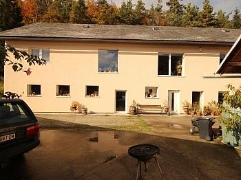 Eingang Gewähr sonnige - 460m² Mehrfamilienhaus in Keutschach-Pertitschach