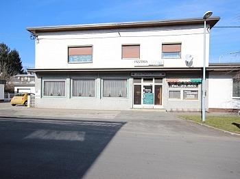 Vorraum Zubau Nebengebäude - 380m² Wohn- und Geschäftshaus in Waidmannsdorf