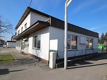 Wohn Raum Geschäftshaus - 380m² Wohn- und Geschäftshaus in Waidmannsdorf