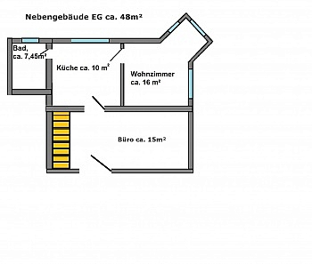 - 380m² Wohn- und Geschäftshaus in Waidmannsdorf
