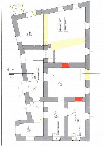 Plan   - 460m² Mehrfamilienhaus in Keutschach-Pertitschach