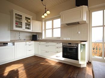 Kachelofen Heizung Küche - Idyllisches Wohnhaus mit Wörtherseeblick/Reifnitz