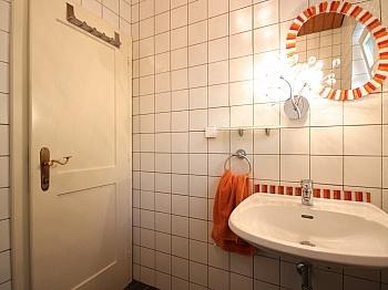 Waschmaschinenanschluss Vermittlungsprovision Eigentümerfamilie - Idyllisches Wohnhaus mit Wörtherseeblick/Reifnitz