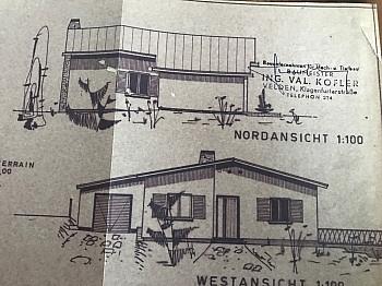 - Kleines schönes saniertes 100m² Wohnhaus in Velden