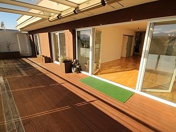 Südseite schöner Moderner - Traumhafte neue 113m² 4 Zi Penthouse - XL Terrasse