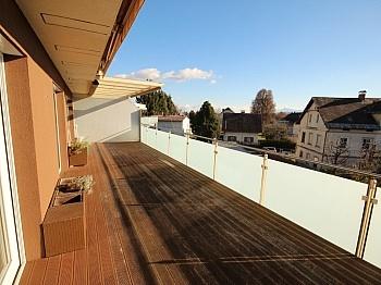 Nordlage Stauraum perfekte - Traumhafte neue 113m² 4 Zi Penthouse - XL Terrasse