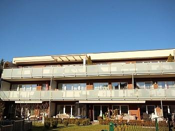 Stauraum sonnige Markise - Traumhafte neue 113m² 4 Zi Penthouse - XL Terrasse