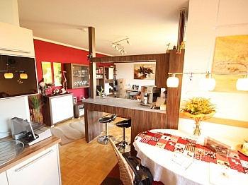 Moderner schönen Nordlage - Traumhafte neue 2 Zi Gartenwohnung in Feschnig