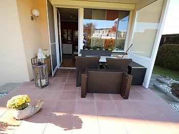 Übernahme Warmwasser Traumhafte - Traumhafte neue 2 Zi Gartenwohnung in Feschnig
