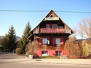 sanierungsbedürftig Kunststofffenster Autobahnauffahrt - Waidmannsdorf Gasthaus/Wohnhaus unverbaubare Sicht