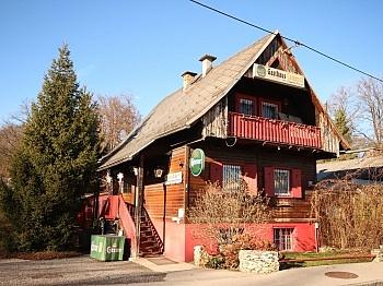 Laminatböden Teilmöbliert Dachsanierung - Waidmannsdorf Gasthaus/Wohnhaus unverbaubare Sicht