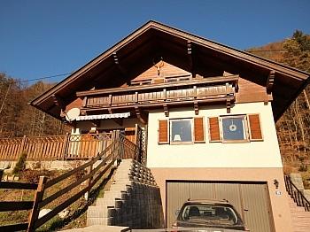 Flächenangaben Karawankenblick Kanalanschluss - Tolles 140m² Wohnhaus in Maria Rain - 2434m² Grund