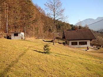 Erhaltungskosten Vollunterkellert Kleinkläranlage - Tolles 140m² Wohnhaus in Maria Rain - 2434m² Grund