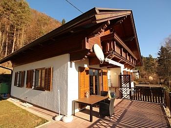 Südbalkon Wohnhaus Diele - Tolles 140m² Wohnhaus in Maria Rain - 2434m² Grund