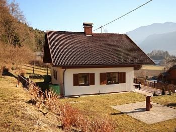 Fertigteilhaus Kanalanschluss Fliesenböden - Tolles 140m² Wohnhaus in Maria Rain - 2434m² Grund