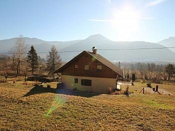 Aussichtslage Vollmöbliert Gästezimmer - Tolles 140m² Wohnhaus in Maria Rain - 2434m² Grund