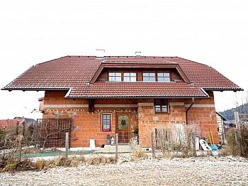 Wintergarten Obergeschoss Erdgeschoss - Großzügiges Wohnhaus Nähe Ludmannsdorf/Selkach