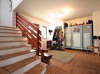 Kaminanschluss Kellergeschoss Stiegenaufgang - Großzügiges Wohnhaus Nähe Ludmannsdorf/Selkach