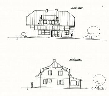 Bereich Fliesen Lärche - Großzügiges Wohnhaus Nähe Ludmannsdorf/Selkach