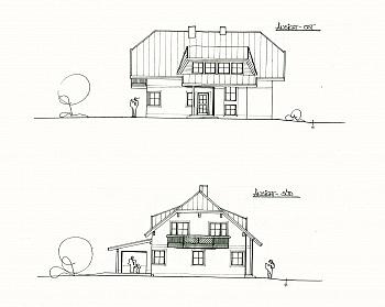 Bereich Galerie eigenen - Großzügiges Wohnhaus Nähe Ludmannsdorf/Selkach