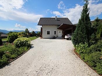 Erdwärmeheizung Außenjalousien Vollbetonkeller - Neuwertiges tolles 128m² Wohnhaus in Feldkirchen