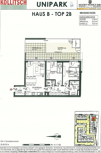 Geräten befinden ruhiger - Neue 3-Zimmer Whg. mit Eigengarten in Uni Nähe