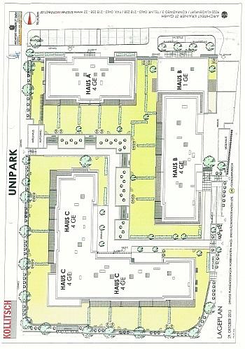 Gewähr perfekt mittels - Neue 3-Zimmer Whg. mit Eigengarten in Uni Nähe