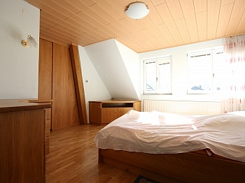 überdachte Grundstück Teilkeller - Großzügiges Wohnhaus in Döbriach/Millstätter See
