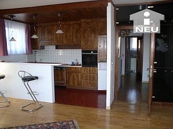 Küche inkl Holzisolierglasfenster - Helle 2 Zi Whg. 60m² plus 8m² Westbalkon - Uninähe
