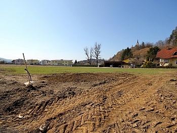 Klagenfurter Bauparzellen asphaltiert - Traumhafte Baugründe in Karnburg/Klagenfurt