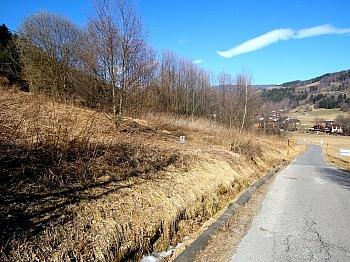 Baugrundstück aufgeschlossen Unterbodenweg - Baugrund in Himmelberg/Feldkirchen