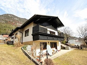 Terrasse Zugang Dusche - Idyllisches Wohnhaus in Bleiberg-Kreuth