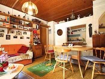 Idyllisches Erdgeschoss Grundstück - Idyllisches Wohnhaus in Bleiberg-Kreuth