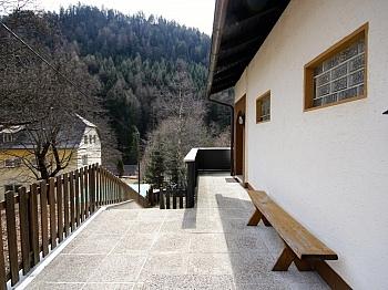 Quartal Garage Garten - Idyllisches Wohnhaus in Bleiberg-Kreuth