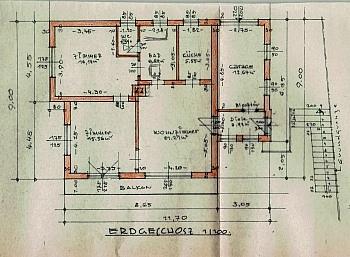 Hermagor ingesamt erlischt - Idyllisches Wohnhaus in Bleiberg-Kreuth