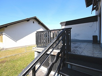 Badewanne jährlich Terrasse - Heimelige Doppelhaushälfte in Ferlach