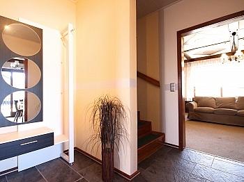 Sitzgelegenheit eingefriedetes Massivbauweise - Heimelige Doppelhaushälfte in Ferlach