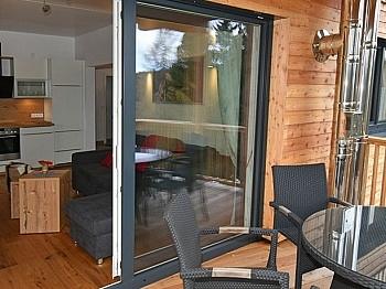 Echtholzböden Fliesenböden Panoramablick - Turrach Erstbezug 2 Wohnungen 1x 50m² 1x 40m²