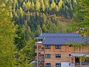 Wohnungen Parkplatz Terrassen - Turrach Erstbezug 2 Wohnungen 1x 50m² 1x 40m²