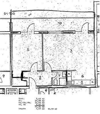Wohn Haus Lift - Schöne 2 Zi - Wohnung in Viktring