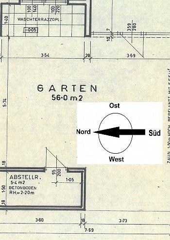 Lage Wohn  - Tolles schönes Reihenhaus 79m² in Waidmannsdorf