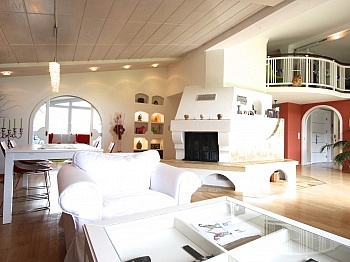 Stylische Penthouse-Whg. in Ratzendorf/Maria Saal