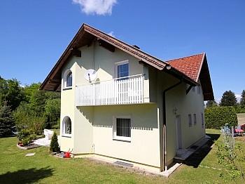 Grundstück Terrassen Wohnhaus - Heimeliges Wohnhaus in Sonnenlage/Maria Rain