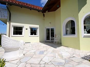 Balkon Küche Einkaufsmöglichkeiten - Heimeliges Wohnhaus in Sonnenlage/Maria Rain