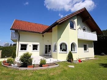 Zugang Doppelgarage jährlich - Heimeliges Wohnhaus in Sonnenlage/Maria Rain