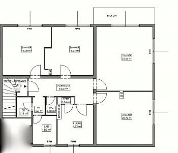 Heizung Balkon Zugang - Zentrale 4-Zi-Wohnung in Unterwinklern/Velden