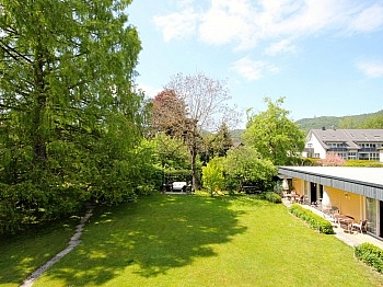 Esszimmer insgesamt Terrasse - Seenahe Liegenschaft direkt in Reifnitz