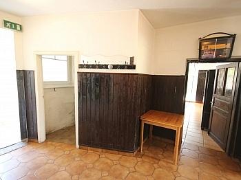 ausgebauter Erdgeschoss Grundsteuer - Restaurant in perfekter Lage Viktring-Edelstein